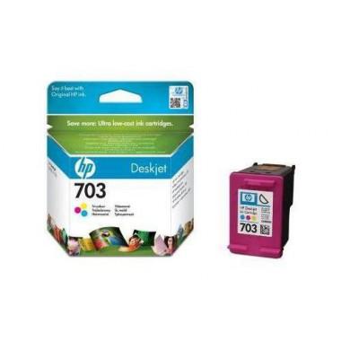 Tusz HP 703 Color