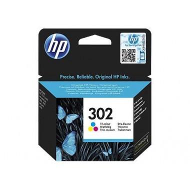 Tusz HP 302 Color