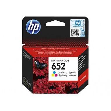 Tusz HP 652 Color