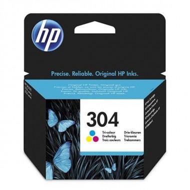 Tusz HP 304 Tri-Color