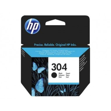 Tusz HP 304 Black