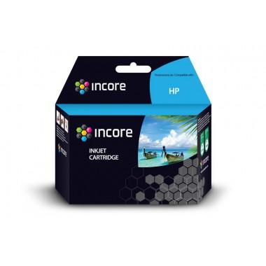 Tusz INCORE do HP 652Bk (F6V25AE) Black 23ml reg.