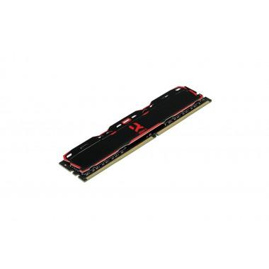 Pamięć DDR4 GOODRAM IRDM X 8GB(2x4GB) 2666MHz 16-18-18 Black