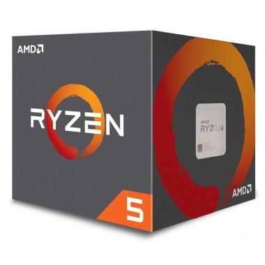 Procesor AMD Ryzen 5 2600 S-AM4 3.40/3.90GHz BOX
