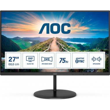 "Monitor AOC 27"" Q27V4EA HDMI DP głośniki"