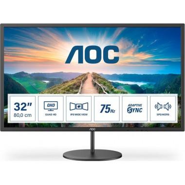 """Monitor AOC 31,5"""" Q32V4 HDMI DP głośniki"""