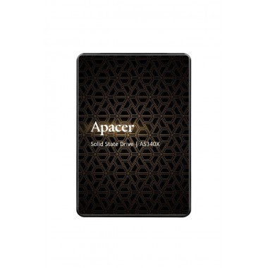 """Dysk SSD Apacer AS340X 240GB SATA3 2,5"""" (550/520 MB/s) 7mm"""