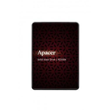 "Dysk SSD Apacer AS350X 256GB SATA3 2,5"" (560/540 MB/s) 7mm, TLC"