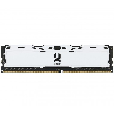 Pamięć DDR4 GOODRAM IRDM X 8GB 3200MHz CL16-20-20 IRDM X 1024x8 White
