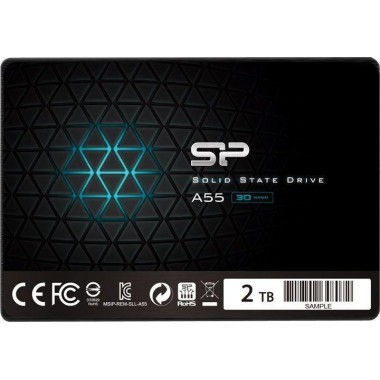 """Dysk SSD Silicon Power ACE A55 2TB 2,5"""" SATA3 (560/530 MB/s)"""