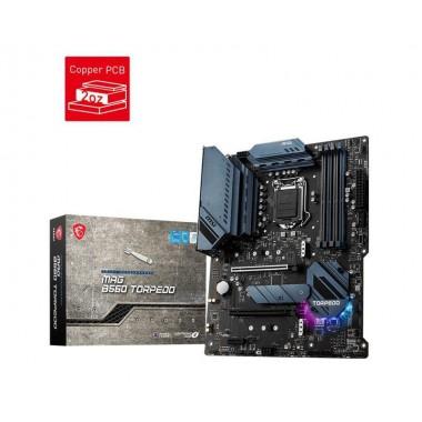 Płyta MSI MAG MAG B560 TORPEDO/B560/DDR4/SATA3/M.2/USB3.2/PCIe3.0/s.1200/ATX