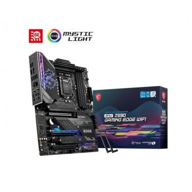 Płyta MSI MPG Z590 GAMING EDGE WIFI/Z590/DDR4/SATA3/M.2/USB3.2/WiFi/BT/PCIe4.0/s.1200/ATX