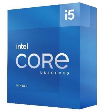 Procesor Intel® Core™ i5-11600 Rocket Lake 2.8 GHz/4.8 GHz 12MB LGA1200 BOX