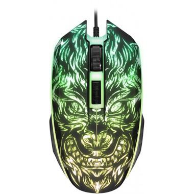 Mysz przewodowa Defender CHAOS GM-033 2400dpi Gaming 4P