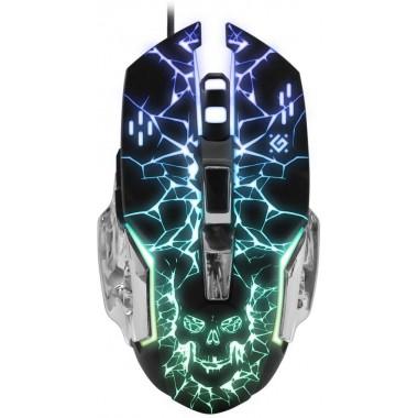 Mysz przewodowa Defender FROSTBITE GM-043 2400dpi Gaming 6P