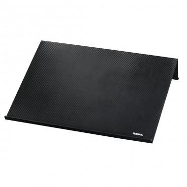 "Podstawka pod notebooka Hama ""Carbonoptik"", czarna"