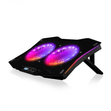 Podstawka chłodząca do notebooka Modecom SILENT FAN  CF18 RGB