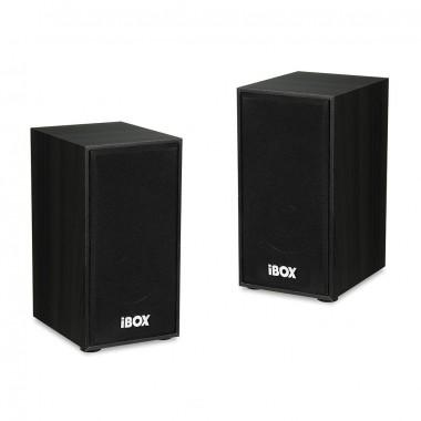 Głośniki 2.0 iBOX SP1 Black