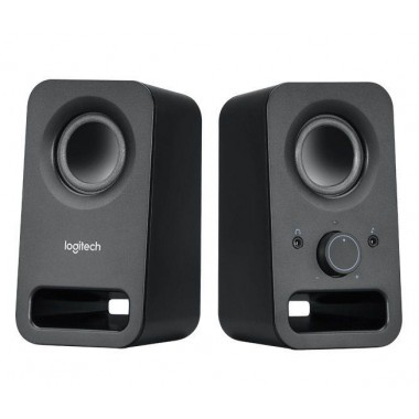 Głośniki Logitech Z150 2.0 3W czarne
