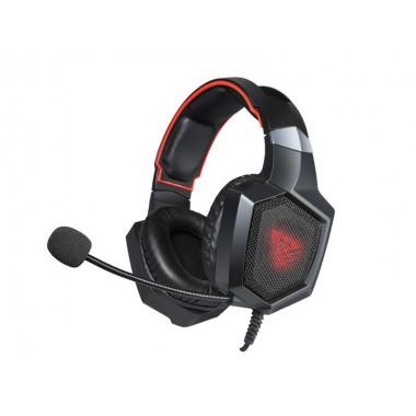 Słuchawki z mikrofonem SAVIO FORGE Stereo Gaming wokółuszne Jack 3.5mm + USB