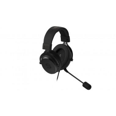Słuchawki z mikrofonem SPC Gear VIRO Plus USB czarny