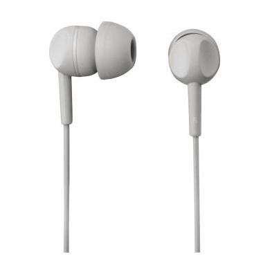 Słuchawki z mikrofonem Thomson EAR3005GY szare