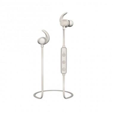 Słuchawki z mikrofonem Thomson WEAR7208PU Bluetooth douszne szare