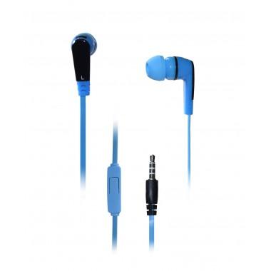 Słuchawki z mikrofonem VAKOSS SK-135B niebieskie