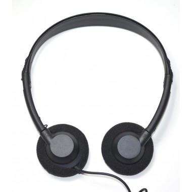 Słuchawki VAKOSS LT-86H nauszne czarne