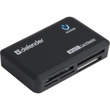 Czytnik kart pamięci Defender OPTIMUS USB 2.0 All in 1