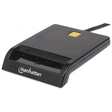 Czytnik Manhattan USB 2.0 Kart / Smart Card