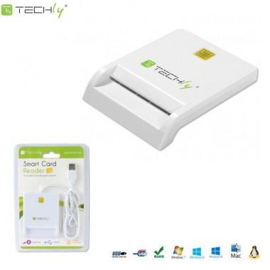 Czytnik Techly USB 2.0 Kart / Smart Card