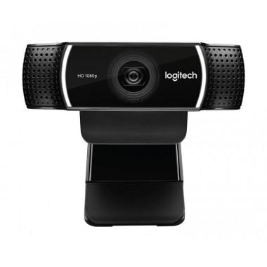Kamera internetowa Logitech C922 PRO STREAM 1080P FullHD Black