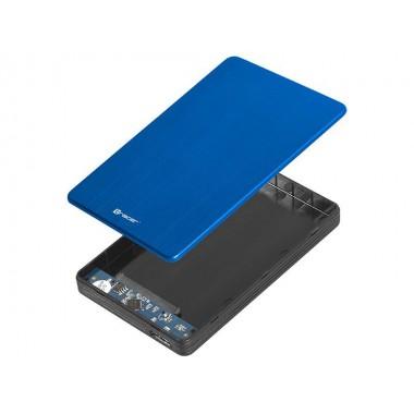 Obudowa na dysk Tracer USB 3.0 HDD/SSD 2.5'' SATA 724 AL niebieska