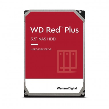 """Dysk WD WD60EFZX 3,5"""" 6TB WD Red™ Plus SATA"""