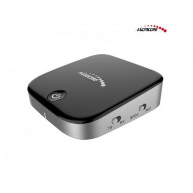 Adapter Bluetooth Audiocore AC830 2 W 1 Transmiter Odbiornik Apt-X Spdif - Chipset CSR BC8670